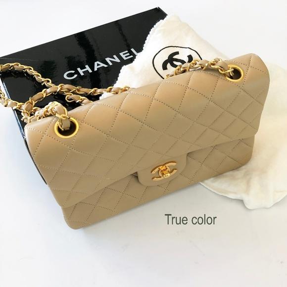 9b6c8a68db Chanel Handbags - Authentic Chanel Classic Double Flap Small NIB